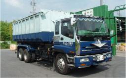 収集運搬車両